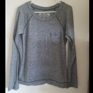 Tops - Heather Grey Long Sleeve Top